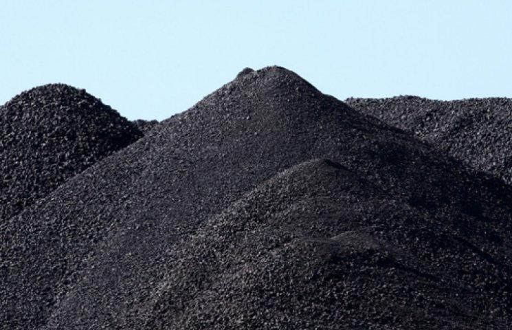 На свободной части Луганщины «мертвым грузом» лежит 122 тысячи тонн угля – Москаль