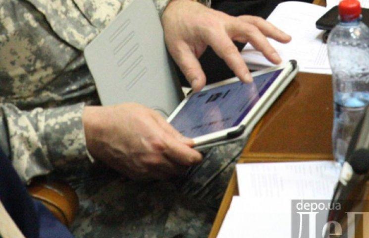 Столичним депутатам закуплять планшети