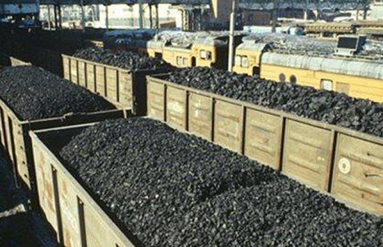 Уголь с Донбасса начнут завозить через 2-3 дня