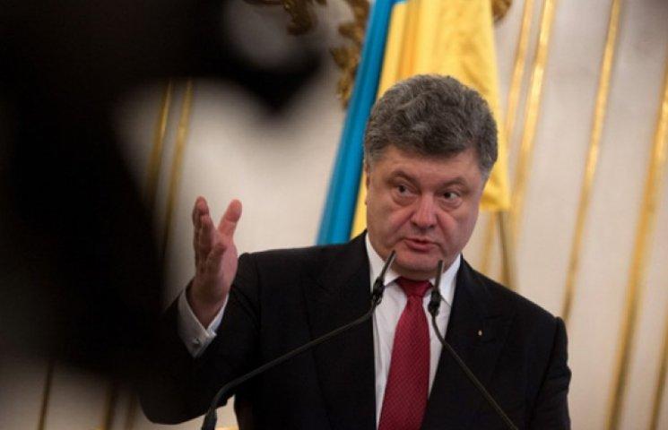 Порошенко немедленно хочет начать с Россией переговоры о Донбассе