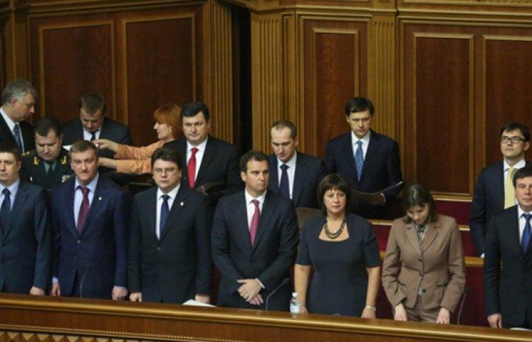 У Яценюка распределили обязанности между вице-премьерами