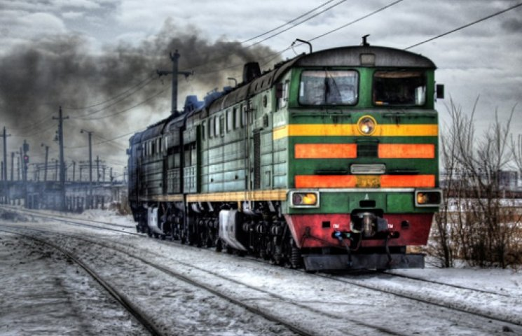 Боевики угнали тепловоз с угольного предприятия на Луганщине
