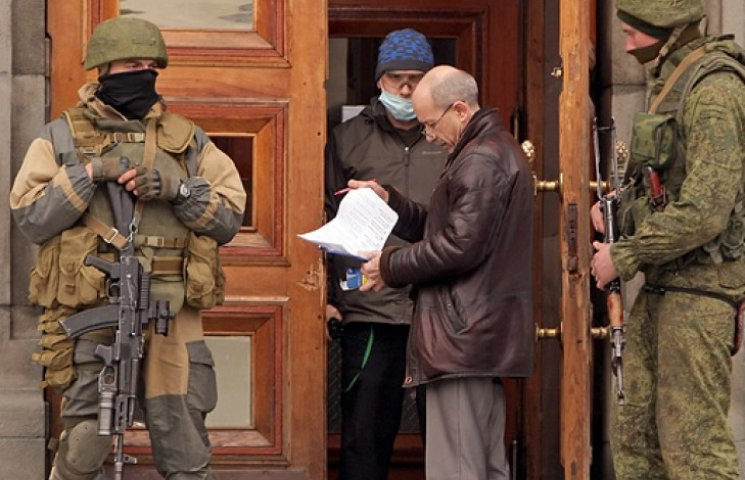 Бажання кримчан увійти в Росію будуть відзначати вихідним днем