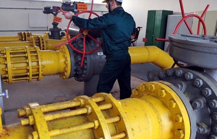 Україна почала качати газ з Росії