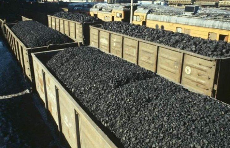 Губернатор Донеччини пропонує узаконити вивезення вугілля з окупованого Донбасу