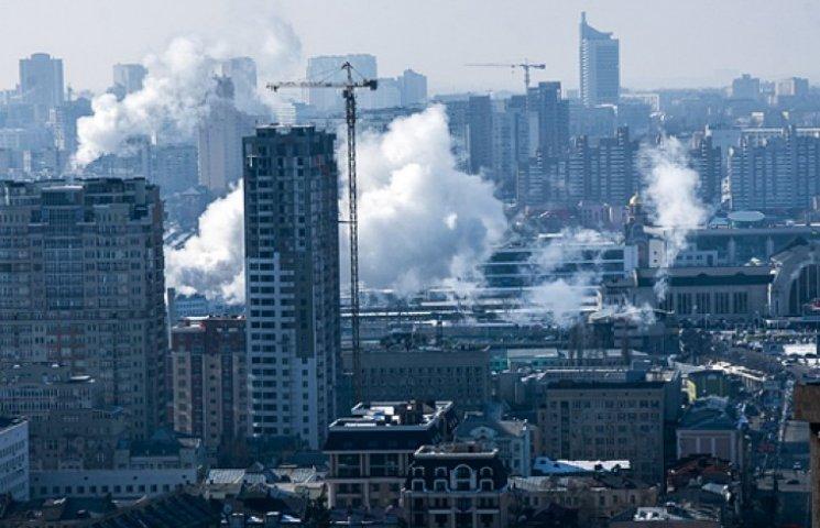 Киевляне через две-три недели могут остаться без тепла и горячей воды