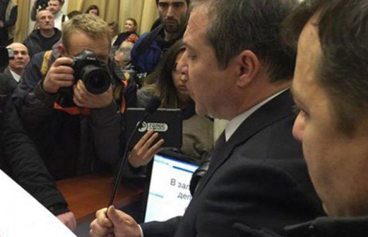 Депутаты Ляшко додавили секретаря Запорожского горсовета подать в отставку