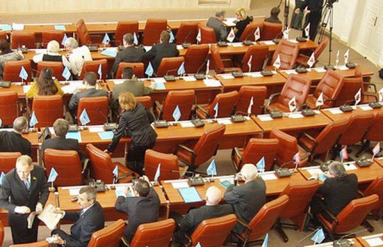 Запорожские депутаты не захотели отправить мэра в отставку
