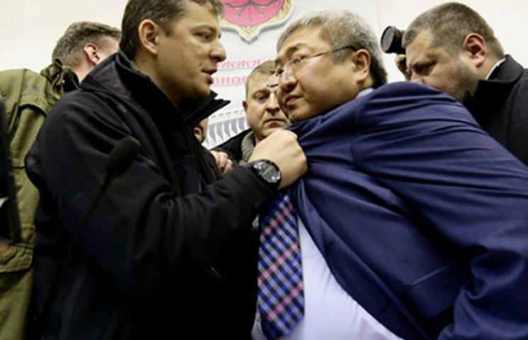 Запорожские депутаты пожаловались в Киев на Ляшко и облпрокурора