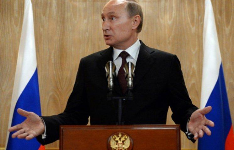 Путін у люті заявив, що не пустить Джемілєва в Крим за жодних обставин