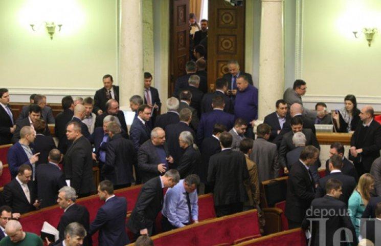 150 замість 450: міністр-іноземка хоче заощадити на кількості депутатів
