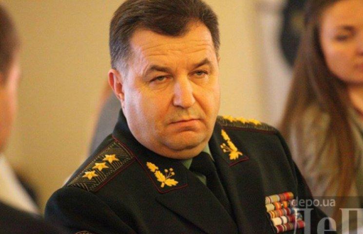 Полторак розповів, скільки українців призвуть до армії наступного року