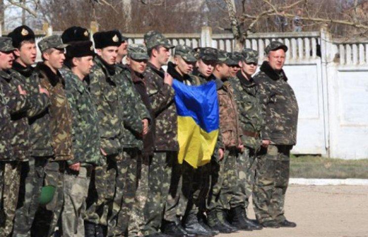 Минобороны увеличит присутствие воинских частей на Донбассе