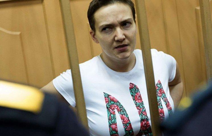Савченко объявила голодовку – адвокат