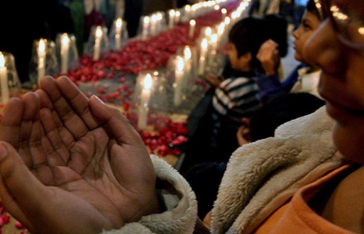Украина осудила теракт в пакистанской школе, где погибли почти 150 человек