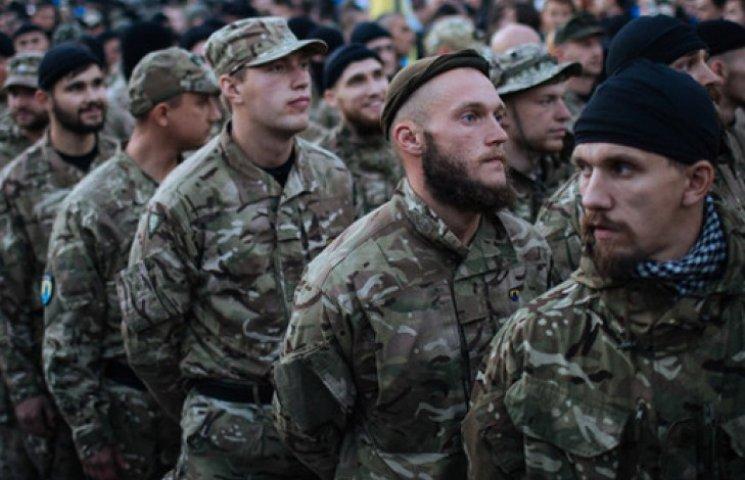Турчинов предвосхитил создание в Украине мощнейшей армии в Европе