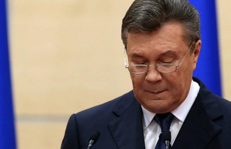 Януковича могут посадить, как Лазаренко – Геращенко