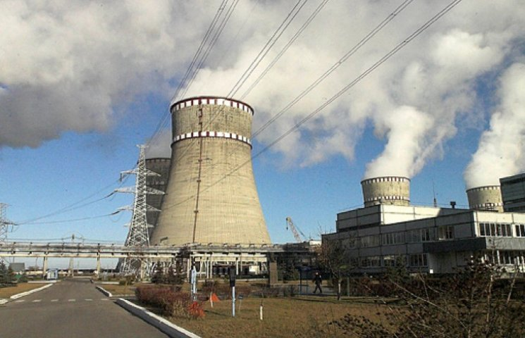 Украинские АЭС работают на пределе из-за недостатка угля в стране