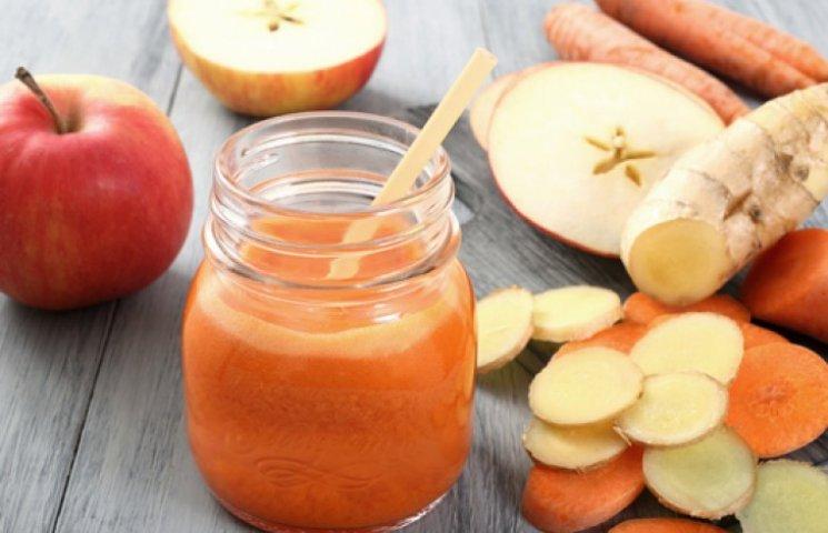 Морковь С Имбирем Для Похудения. Коктейль для похудения с морковным соком и имбирем – полезно и невероятно вкусно