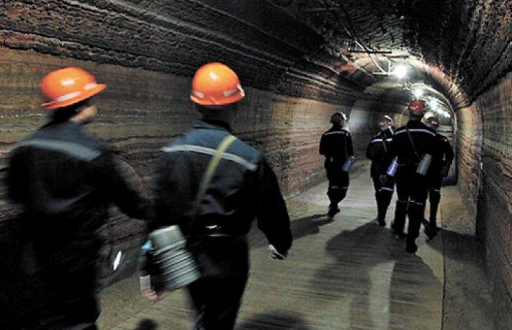 На Львовщине стали останавливаться шахты из-за отключения света