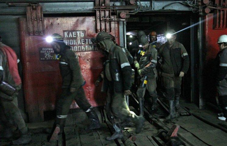 Бойовики не дають вивезти вугілля з українських державних шахт