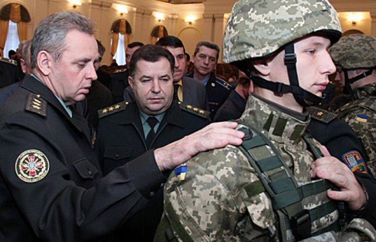 В 2015 году Украина потратит на оборону 86 млрд грн