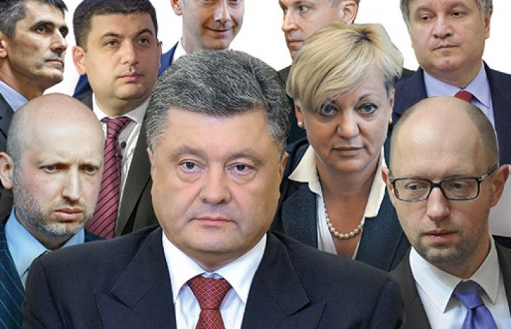 ТОП-25 самых влиятельных политиков. Петр Порошенко: когда начнутся реформы