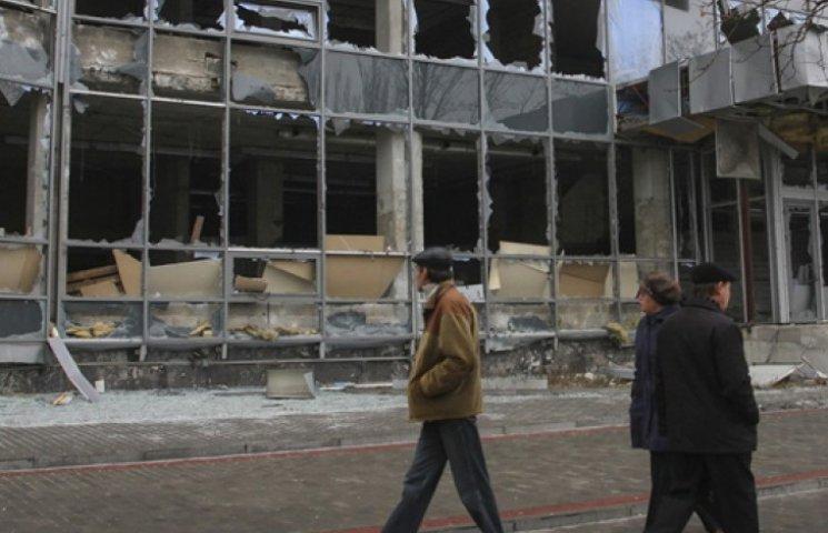 Яценюк договорился восстанавливать Донбасс на европейские деньги