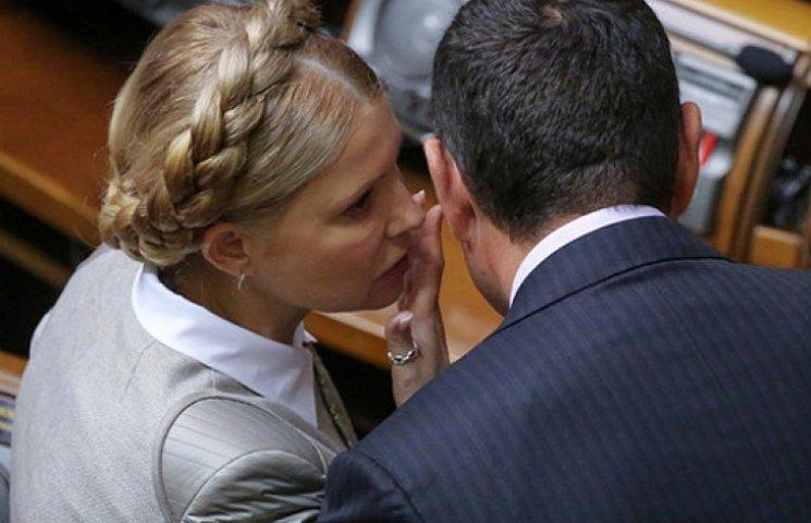 Тимошенко і Вілкул - злісні прогульники комітету з євроінтеграції