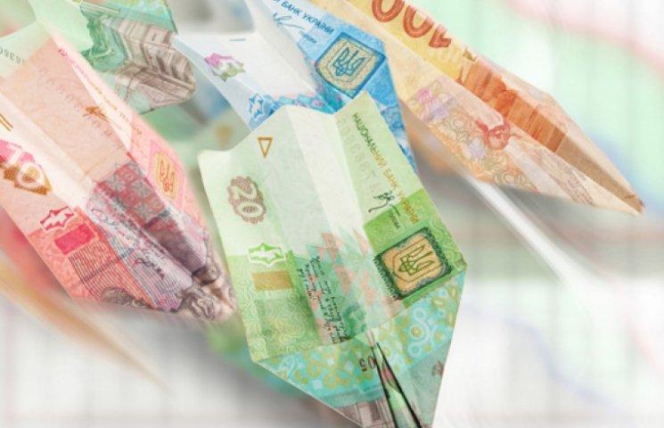 График-«кардиограмма» запросов о курсе валют в Сети за 2014 год