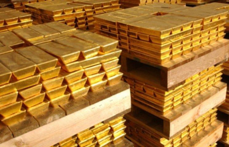 Міліція місяць доводила підміну золотих злитків у відділенні НБУ