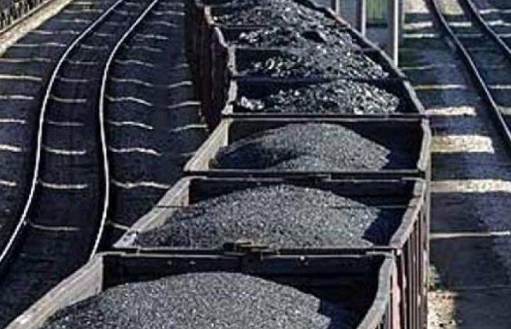 Украина не может забрать оплаченную тысячу вагонов российского угля