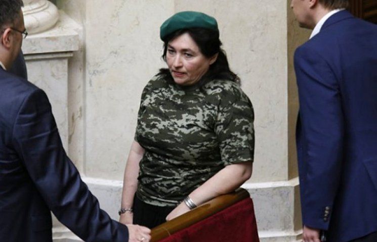Мария Матиос: Политики до сих пор держатся за костыли советского времени