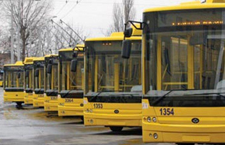 Киевсовет выделил деньги на зарплаты транспортникам
