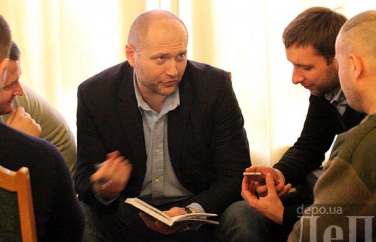 Соратник Яроша «полюбовно» розлучився з «Правим сектором»