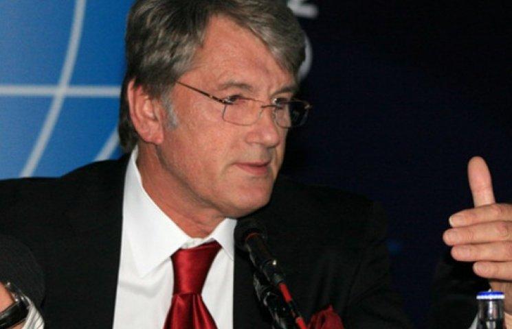 Ющенко назвав Крим і Донбас найменш українськими