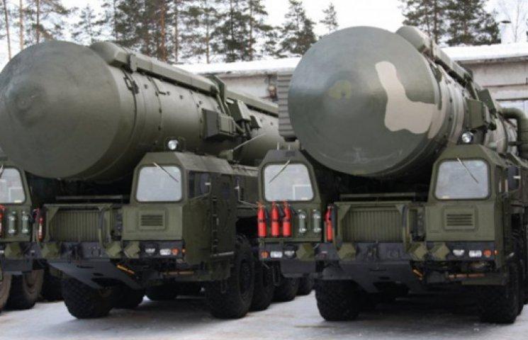 Россия запустила ракету, способную нести ядерный заряд