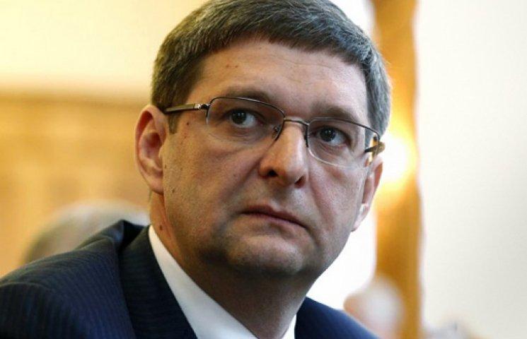 Первым замом Ложкина стал Виталий Ковальчук