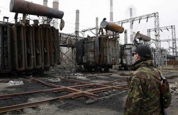 Боевики «ЛНР» кичатся, что смогут рассчитаться с Украиной за свет