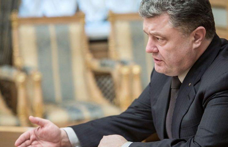 Перед святами Порошенко доручив припинити віялові відключення світла