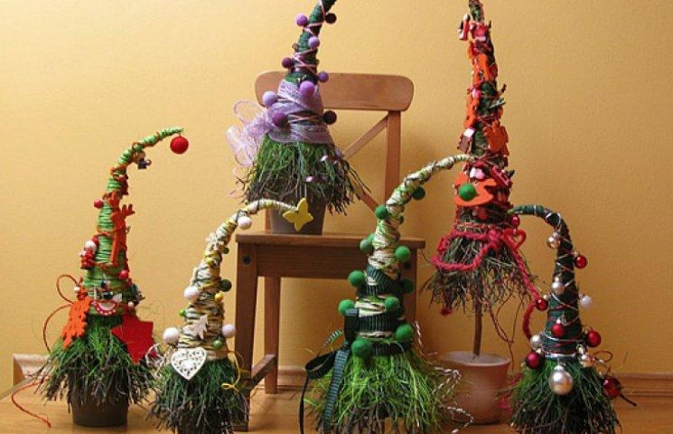 Чем заменить новогоднюю елку: два десятк…