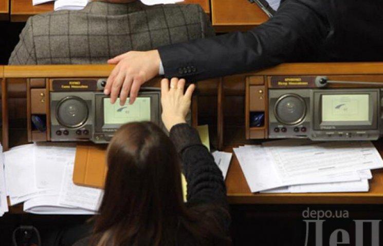 Рада приняла бюджет-2015