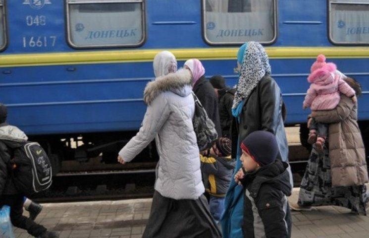 Переселенцам разрешили регистрироваться до 1 февраля 2015 года