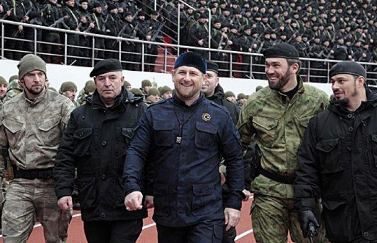 США ввели санкции против чеченских чиновников