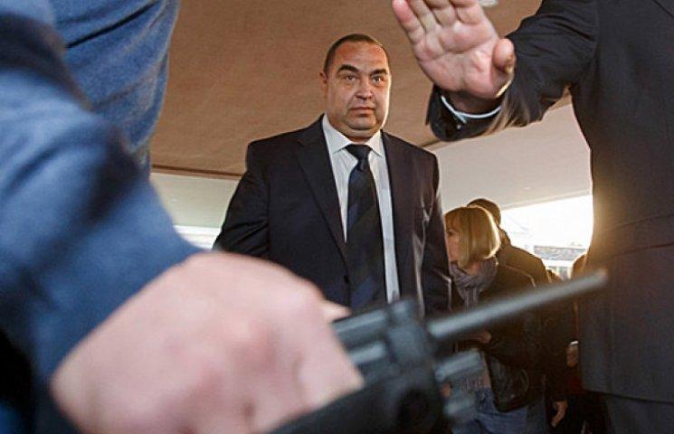 «Это ставленник Королевской», – «казаки» на видео потребовали отставки Плотницкого