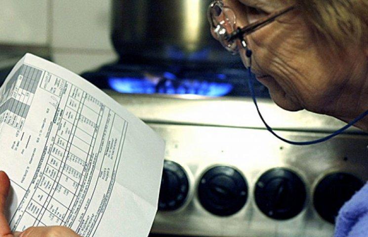 При повышении тарифов на газ пол-Украины может сесть на субсидии – Яценюк