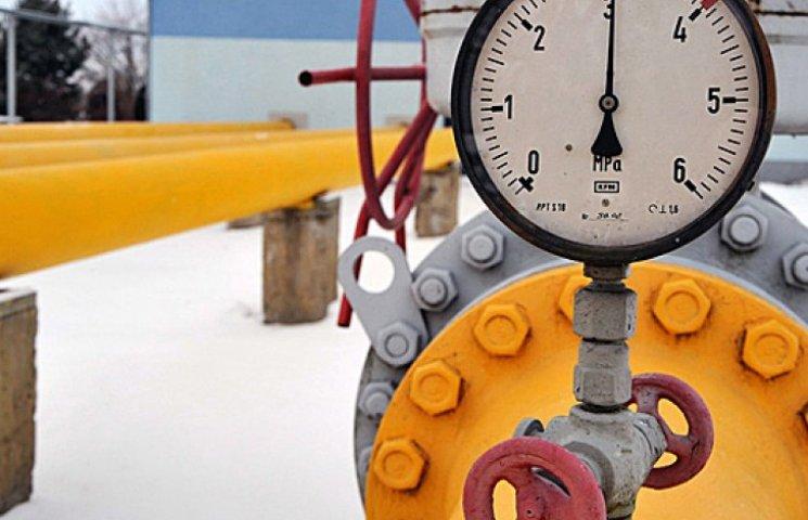 Яценюк назвал цену на газ, которая устроила бы Украину