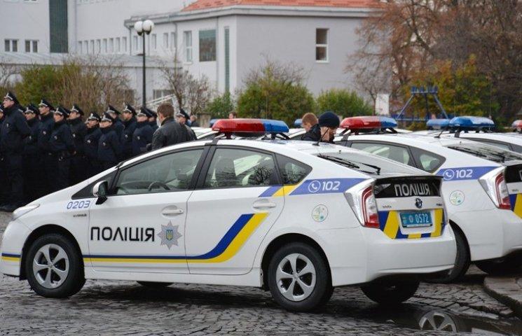За другу добу нова поліція Закарпаття прийняла 106 викликів