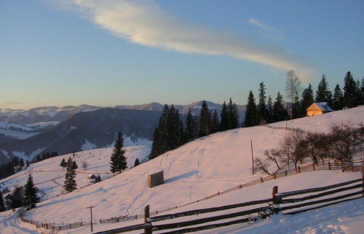 Закарпаття: прогноз погоди на 2 грудня - день Авдія Дбайливого