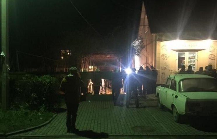 Поліція має три версії причин вибуху в Ужгороді